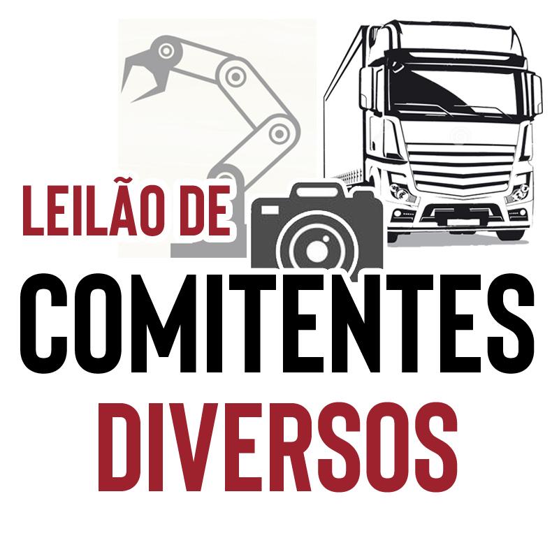 USINA DE CONCRETO, MÁQ. PESADAS E INDUSTRIAIS, VESTUÁRIOS, ETC