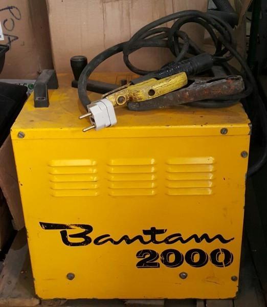 Máquina Solda Esab Bantam 2000