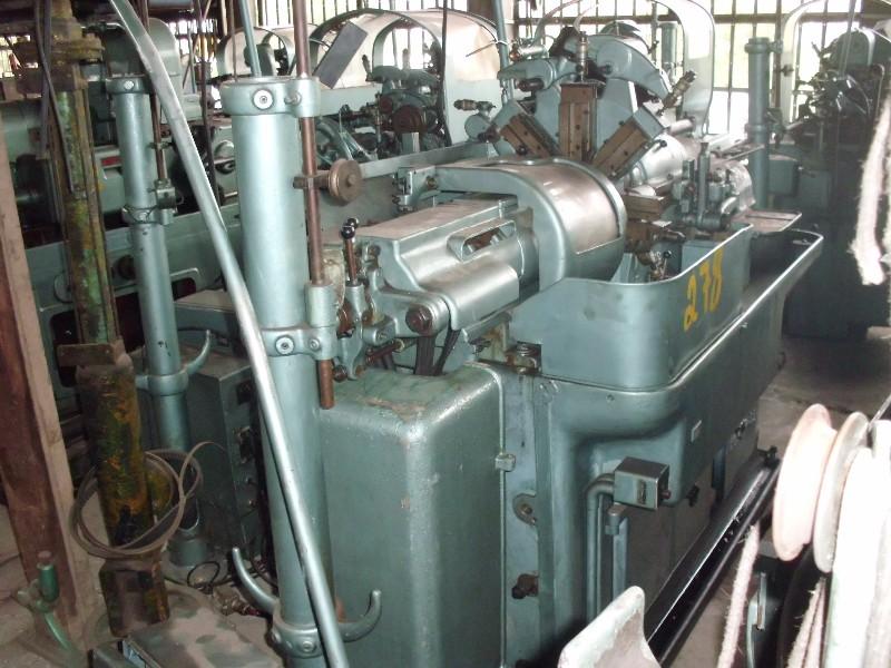 Torno Automático Traub Bechler AR 32,  codigo pateo 278  , local de visitação e retirada São Paulo - SP