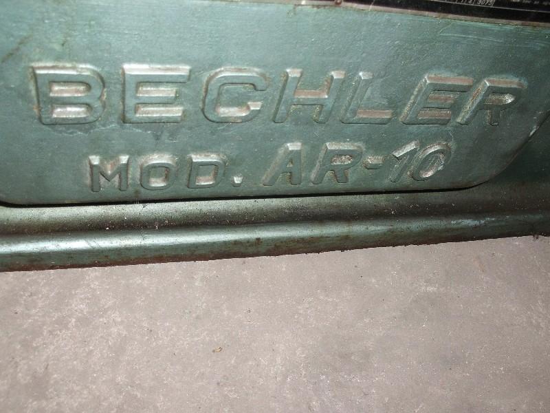 Torno Automático Traub Bechler AR 10,  codigo pateo 281  , local de visitação e retirada São Paulo - SP