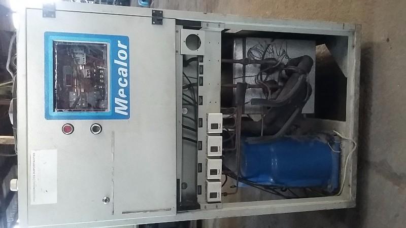 Geladeira industrial água gelada Chiller 45000 kcal 15 TR,  codigo pateo 79  , local de visitação e retirada São Paulo - SP