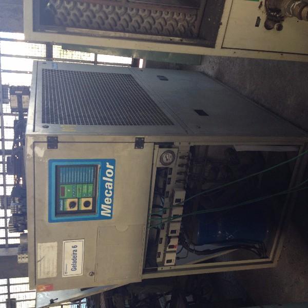 Geladeira industrial água gelada Chiller 45000 kcal 15 TR,  codigo pateo 109  , local de visitação e retirada São Paulo - SP