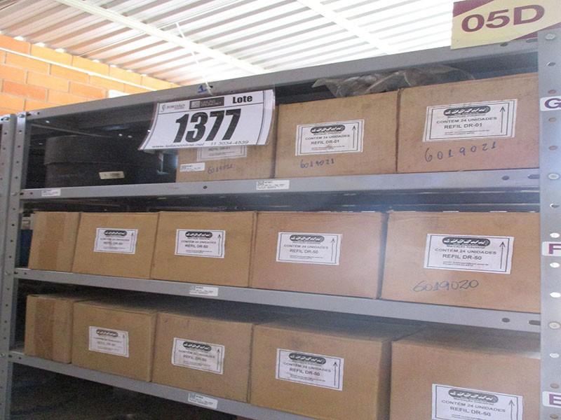 05D - PEÇAS PARA CAMINHÃO; COMPONENTES PARA BOMBAS CENTRIFUGAS; COMPONETES DE FIXAÇÃO E OUTROS - APROX. 4.700 ( VEJA DESCRITIVO DE ÍTENS )