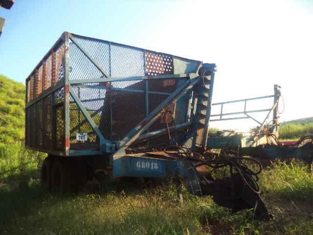TRANSBORDO SANTAL 12 T, ANO 2008, FR68018, UND BARRA