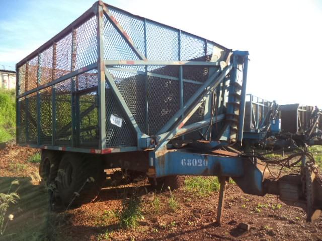 TRANSBORDO SANTAL 12 T, ANO 2008, FR68020, UND BARRA