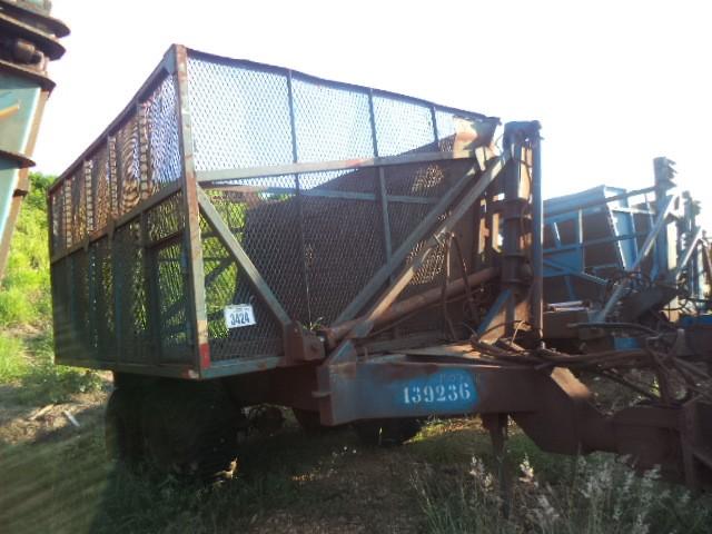 TRANSBORDO SANTAL 12 T, ANO 2008, FR139236, UND BARRA