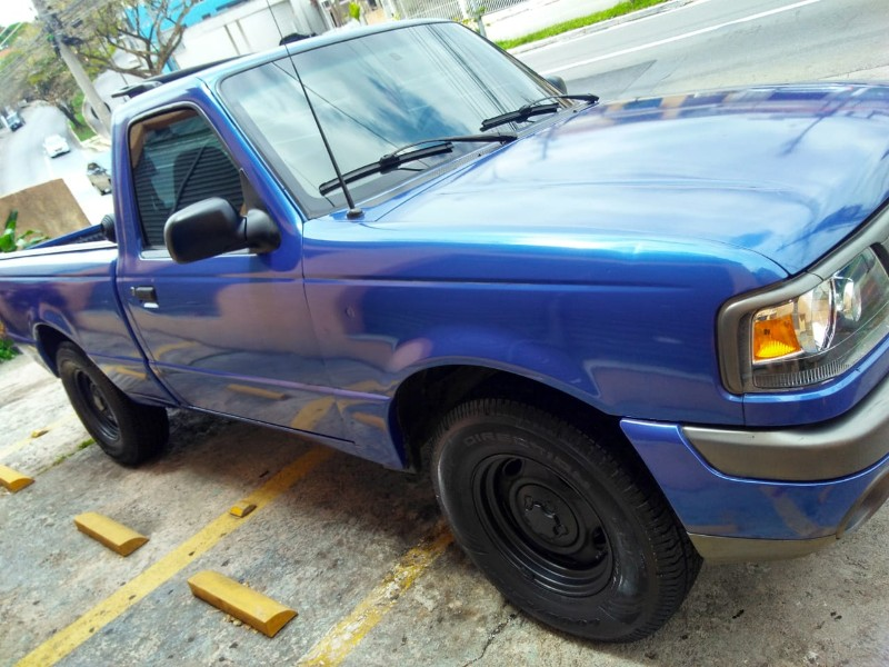 PICK UP I/FORD RANGER XL, ANO 1996, GASOLINA