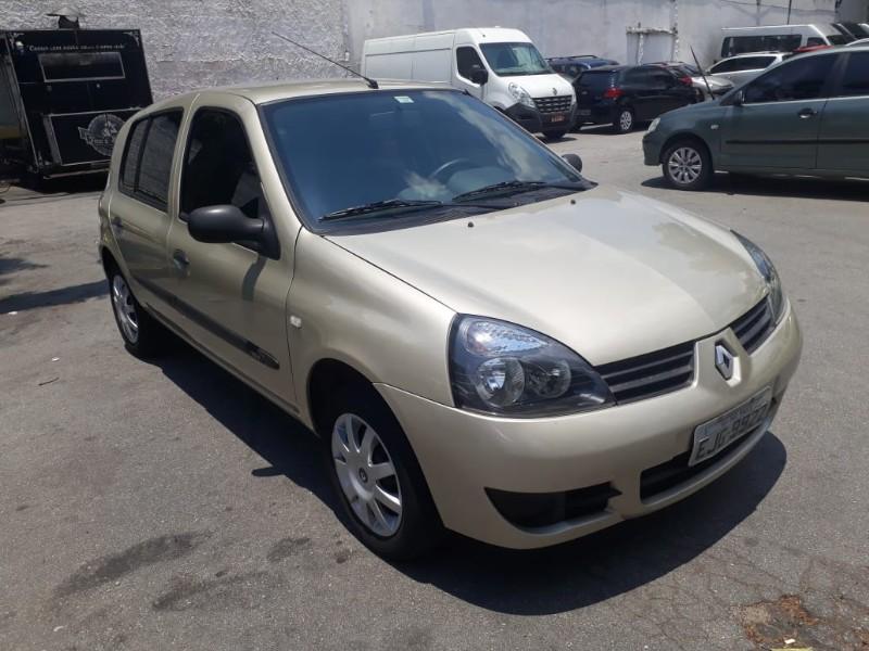 RENAULT/ CLIO CAM1016VH; 2011/2011; BEGE; ALCO,/GASOL.