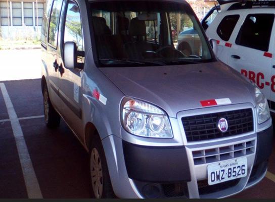 MARI-OWZ8526-2019 - FIAT DOBLO ESSENCE 1.8, ANO 2014, LOC. MARIANA/MG