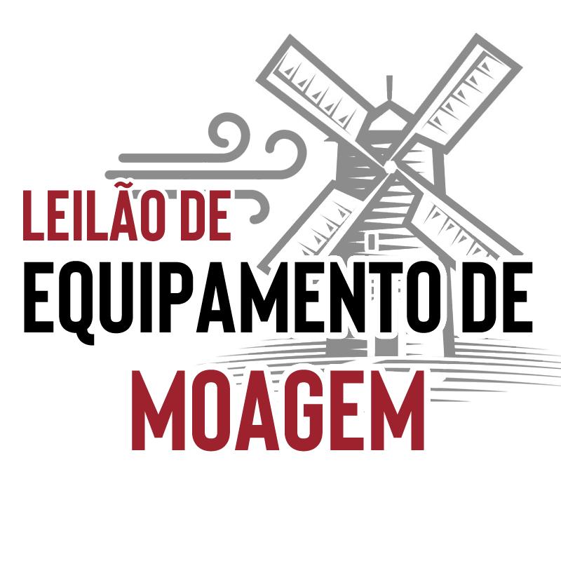 MOINHO: MÁQUINAS, CILINDROS, ELEVADORES E EQUIPAMENTOS DE MOAGEM DIVERSOS