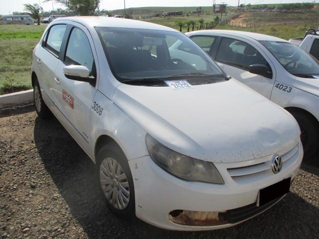 VW/GOL 1.6 POWER, FLEX, ANO/MOD 2010/2011 - Frota 3008 - Loc. Tapejara/ PR