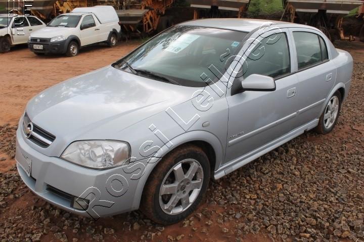 Astra GM - Ano 2007 - Cor Prata Patr.: 30430