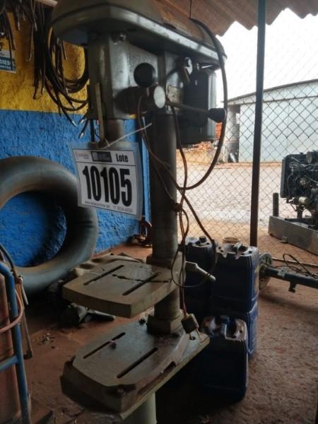 FURADEIRA DE BANCADA  FB-16S-0,5 HP GAPINA COM CAVALETES