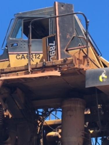 ITA-115-2019 - Caterpillar 793CHD  Ano: 1989 Equipamento Fora de Estrada - LOC: ITABIRA/MG